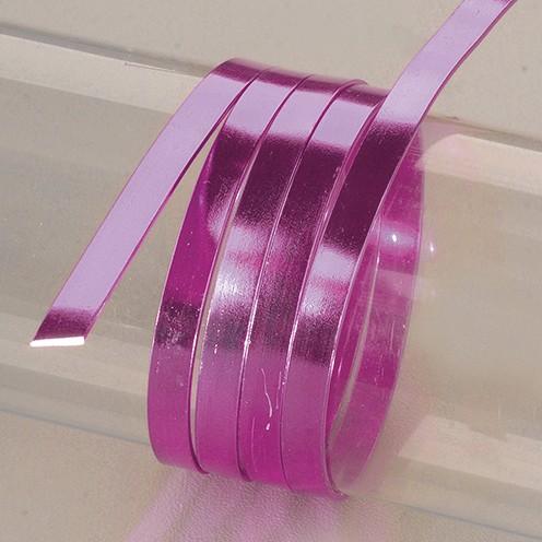 Aludraht eloxiert flach 1 x 5 mm 2 m violett