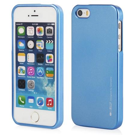 MERCURY i-JELLY iPhone 5/5s/SE blue