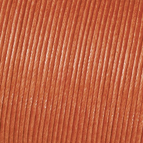 Baumwollkordel gewachst ø 2 mm / 6 m cognac