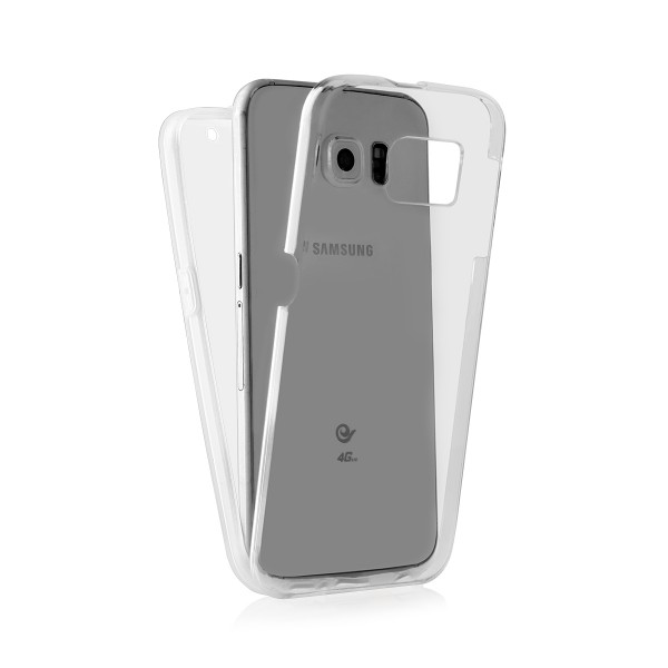 BACK CASE 360 SAMS.G920 S6 transparent