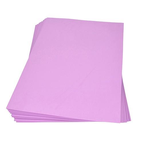Moosgummiplatte 300 x 450 x 2 mm lavendel