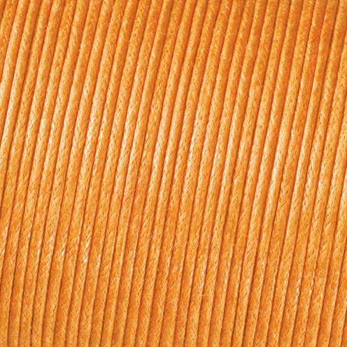 Baumwollkordel gewachst ø 2 mm / 6 m dunkelgelb