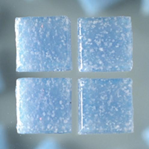 MosaixPro-Glassteine 10 x 10 x 4 mm 200 g ~ 302 Stk. hellblau