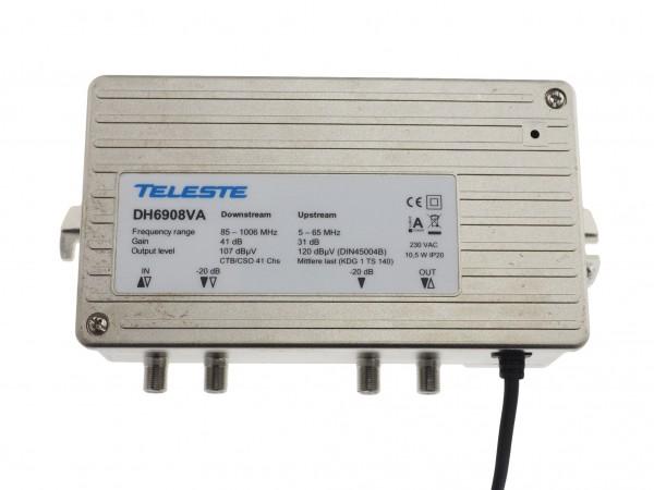 Teleste DH6908 VA BK-Verstärker KDG C(4.3)