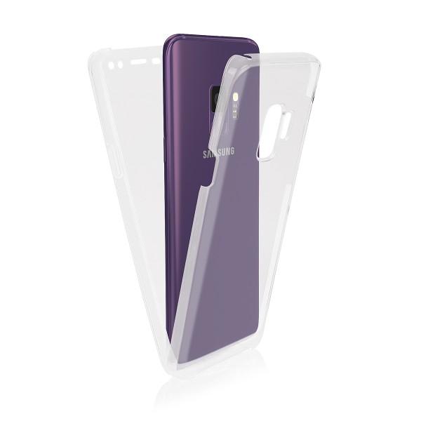 BACK CASE 360 SAMS.G960 S9 transparent