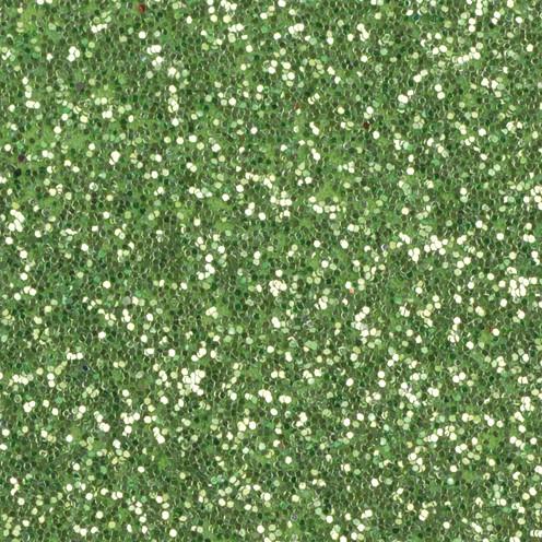 Moosgummiplatte Glitter 200 x 300 x 2 mm hellgrün