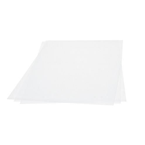 Schrumpffolie mattiert 20 x 30 cm 3 Stk. transparent