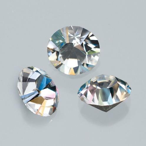 Swarovski Strass-Chatons ø 3 mm 20 Stk. crystal