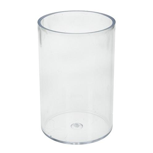 Kerzengießform Zylinder PS / max. 65°C 70 x 115 mm