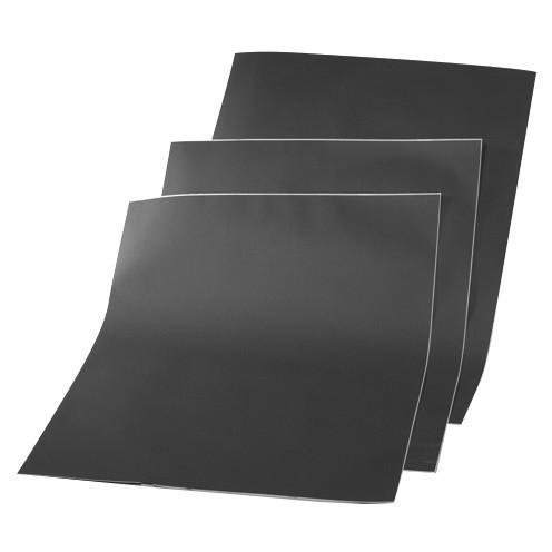 Tafelfolie selbstklebend 42 x 30 cm / ~ DIN A3 schwarz