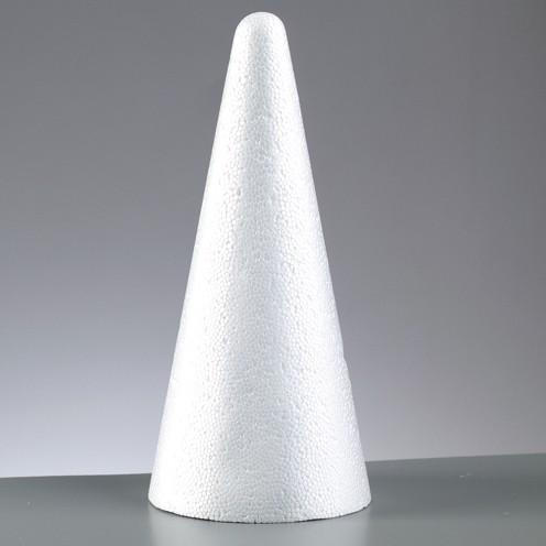Styroporform Kegel ø 70 x 120 mm