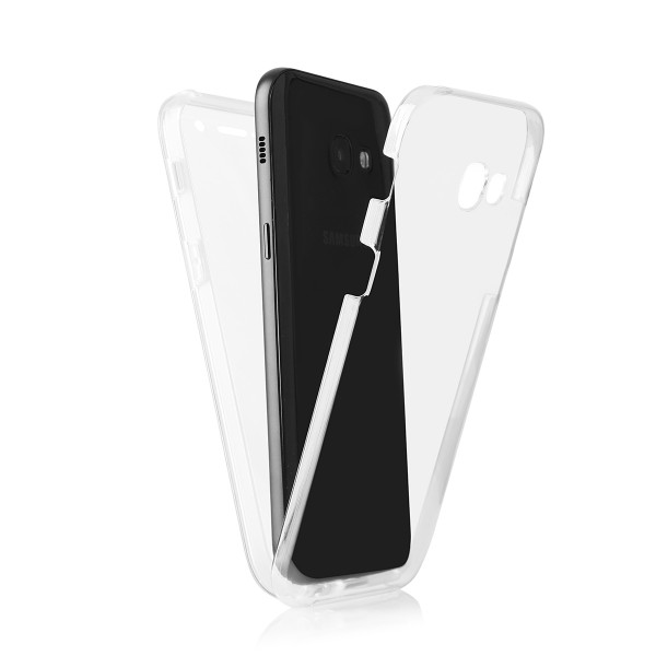 BACK CASE 360 SAMS.G935 S7 EDGE transparent