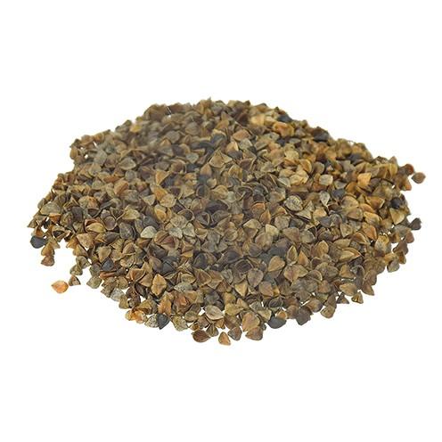 Buchweizenschalen Bio Ideal als Füllmaterial 200 g / ~ 1,7 l natur