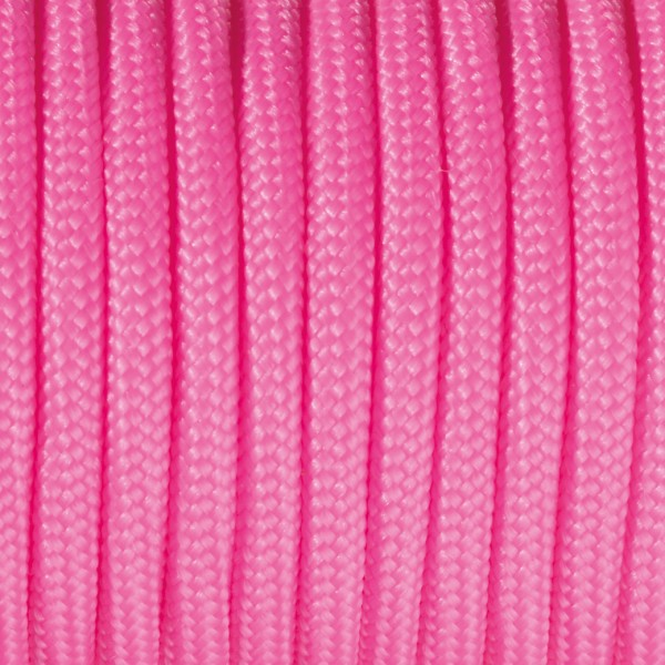 Paracord 4 mm x 50 m pink