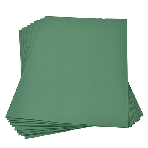 Moosgummiplatte 300 x 450 x 2 mm grün