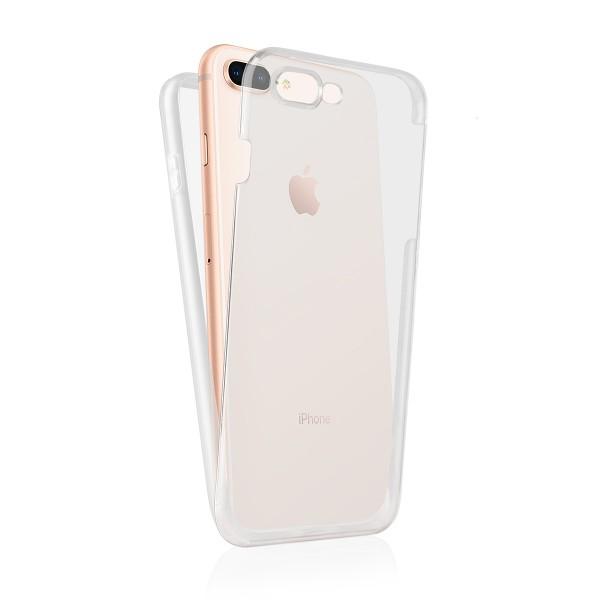 """BACK CASE 360 iPhone 7 5.5""""PLUS transparent"""