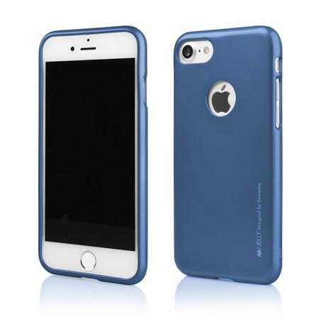MERCURY i-JELLY iPhone 7/8 blue/hole