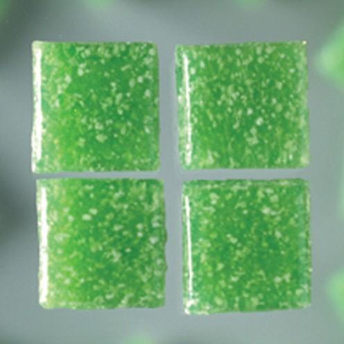 MosaixPro-Glassteine 20 x 20 x 4 mm 200 g ~ 63 Stk. mittelgrün