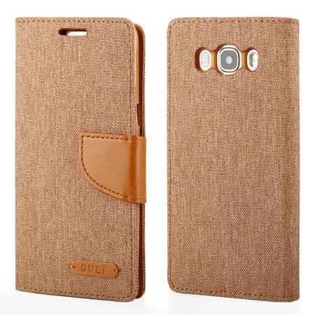 "CASE """"FANCY"""" CANVAS SAMS.J510 J5 (2016) gold"